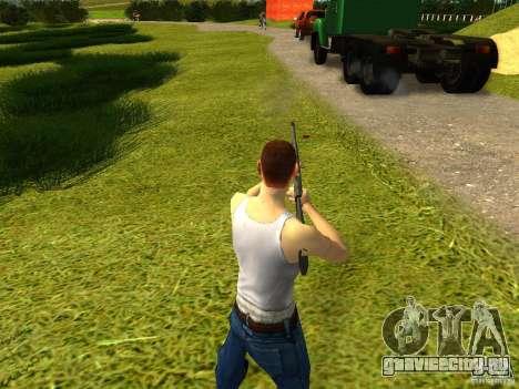 Benelli M4 Super 90 для GTA San Andreas второй скриншот