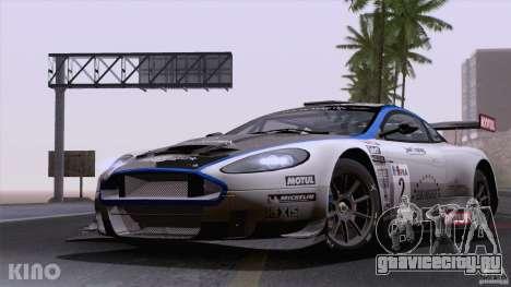 Aston Martin Racing DBRS9 GT3 для GTA San Andreas