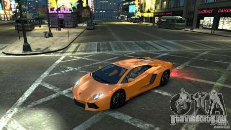 Lamborghini Aventador LP700-4 2011 EPM для GTA 4