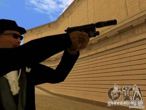 USP45 Tactical для GTA San Andreas шестой скриншот
