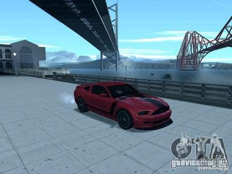 ENB Series By Raff-4 для GTA San Andreas шестой скриншот