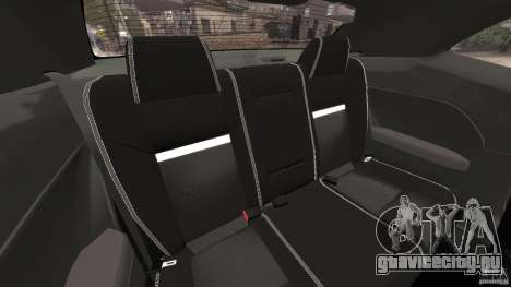 Dodge Challenger SRT8 392 2012 Police [ELS][EPM] для GTA 4 вид сбоку