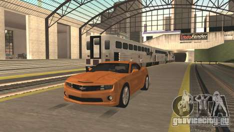 Chevrolet Camaro SS 2010 v2.0 Final для GTA San Andreas
