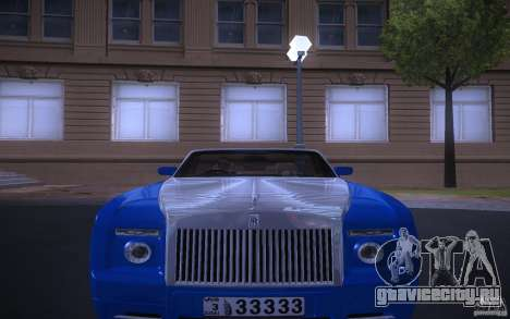 Rolls-Royce Phantom Drophead Coupe для GTA San Andreas
