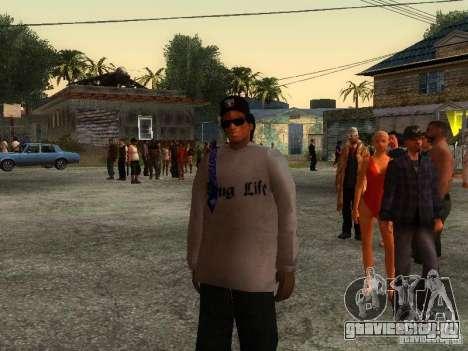 Crips для GTA San Andreas четвёртый скриншот