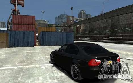 BMW 330i E60 Tuned 1 для GTA 4