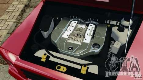Mercedes-Benz G55 AMG для GTA 4 вид сбоку