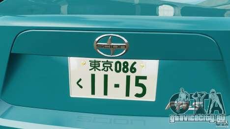 Scion FR-S для GTA 4