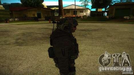 Sandman для GTA San Andreas третий скриншот