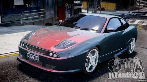 Fiat T20 Coupe для GTA 4
