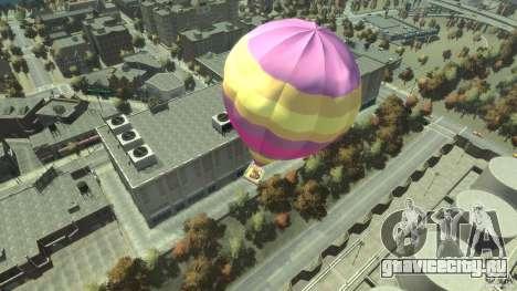 Balloon Tours option 9 для GTA 4 вид сзади слева