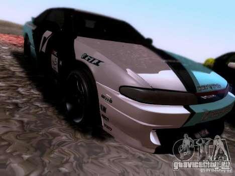 Nissan Silvia S14 Matt Powers v4 2012 для GTA San Andreas