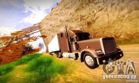 Freightliner Classic XL для GTA San Andreas