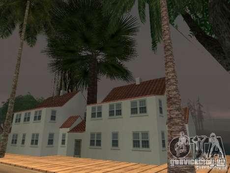 Тайна тропического острова для GTA San Andreas