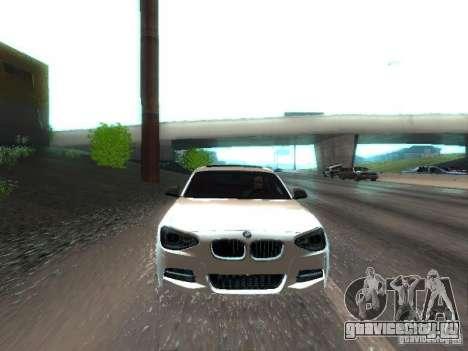 BMW M135i для GTA San Andreas вид сбоку