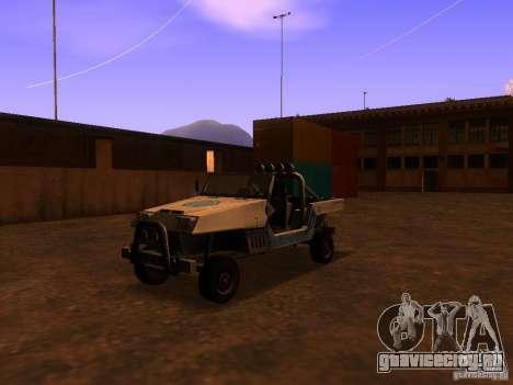 Пикап из Т3 для GTA San Andreas