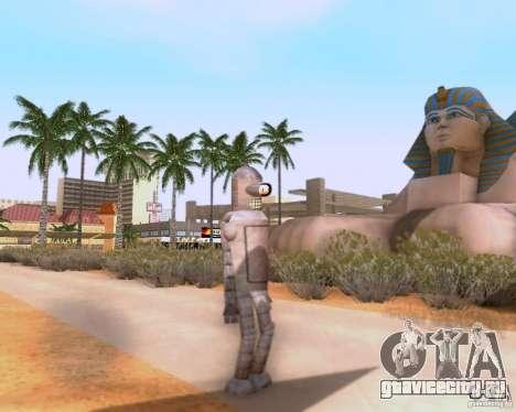 Futurama для GTA San Andreas второй скриншот