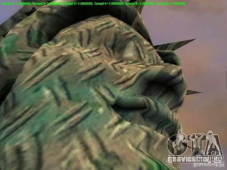 Статуя Свободы 2013 для GTA San Andreas десятый скриншот