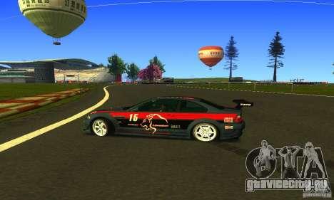 F1 Shanghai International Circuit для GTA San Andreas пятый скриншот
