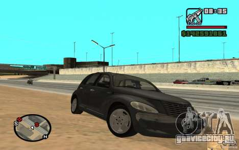 Chrysler PT Cruiser для GTA San Andreas