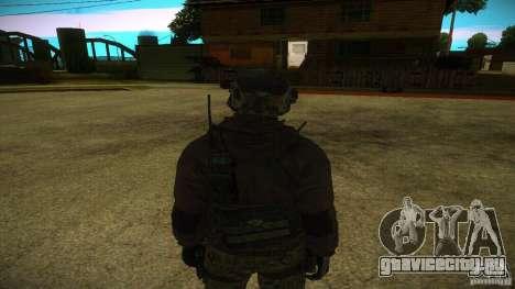 Sandman для GTA San Andreas второй скриншот