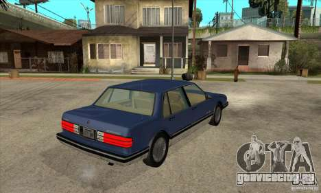 Pontiac Bonneville 1989 для GTA San Andreas вид справа
