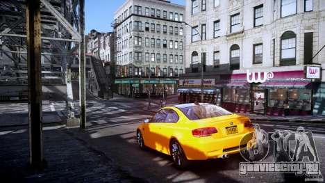 Mid ENBSeries By batter для GTA 4 вид сбоку