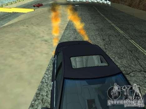Car Effect для GTA San Andreas