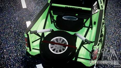 Ford F150 Racing Raptor XT 2011 для GTA 4