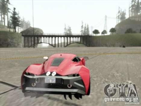 ENBSeries v1.3 для GTA San Andreas восьмой скриншот