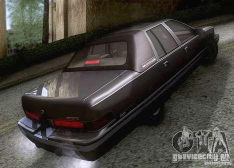 Buick Roadmaster 1996 для GTA San Andreas вид справа