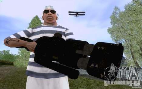 Оружие из F.E.A.R. для GTA San Andreas
