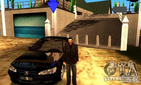 Абсолютный блеск для GTA San Andreas