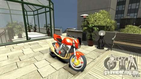 Kawasaki Z1000 для GTA 4