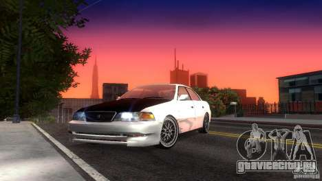 Toyota Mark II 100 для GTA San Andreas