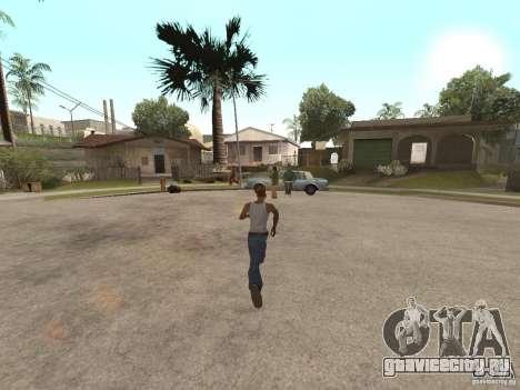 Awesome .IFP V3 для GTA San Andreas шестой скриншот