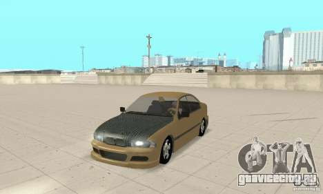 Bmw 528i для GTA San Andreas