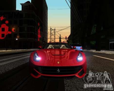 Real World v1.0 для GTA San Andreas