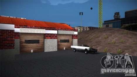 San Fierro Upgrade для GTA San Andreas третий скриншот
