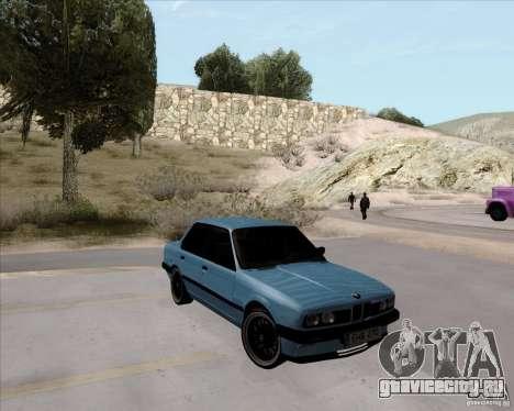 BMW M3 E30 323i street для GTA San Andreas вид справа
