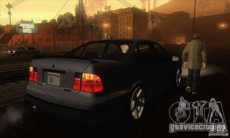 GTA IV Merit для GTA San Andreas вид справа