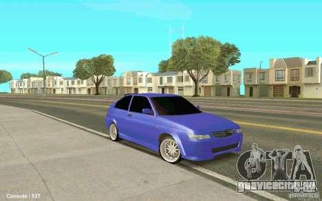 Lada 2112 Coupe для GTA San Andreas
