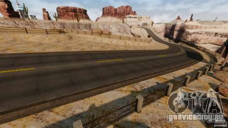 Ambush Canyon для GTA 4 восьмой скриншот