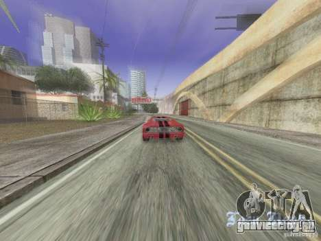 Bullet HQ для GTA San Andreas вид справа