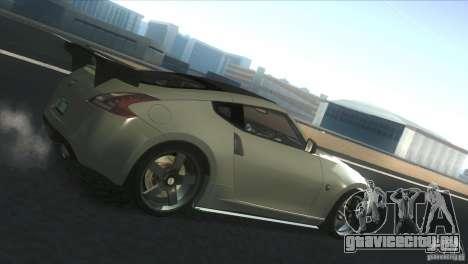Nissan 370Z Drift 2009 V1.0 для GTA San Andreas вид слева