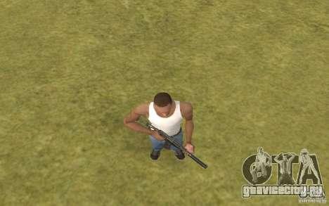 Специальный автомат ВАЛ для GTA San Andreas пятый скриншот