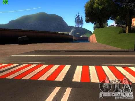 Roads Moscow для GTA San Andreas пятый скриншот