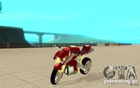 New NRG Standart version для GTA San Andreas