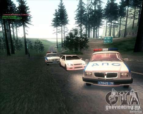 Toyota Altezza для GTA San Andreas вид справа