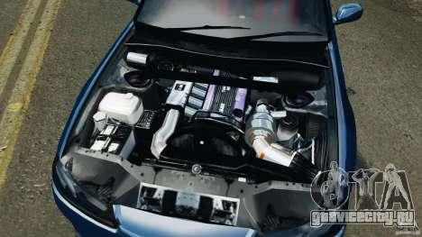 Nissan Silvia S15 JDM для GTA 4 вид сбоку